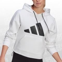 Sportswear Badge of Sport Hoodie Women