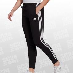 Essentials 3S Fleece Tapered Cuffed Pant Women