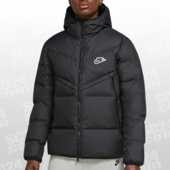 Sportswear Down Fill Windrunner Hooded Shield Jacket