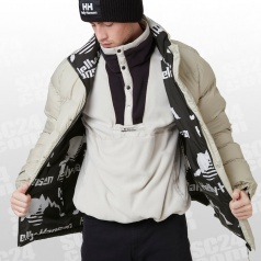YU Reversible Puffer Jacket
