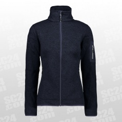 Knit-Tech Meliert Fleece Jacket Women