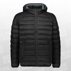 Padded 3M Thinsulate Zip Hood Jacket