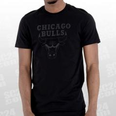 Chicago Bulls Team Logo Tee