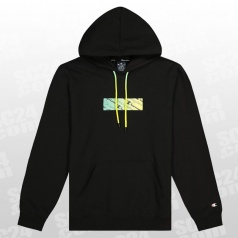 Box-Logo Hooded Sweatshirt