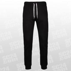 Rib Cuffed Zip Pocket Pants