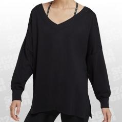Yoga Fleece Cover-Up Sweatshirt Women