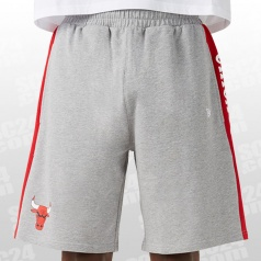 Chicago Bulls NBA Side Panel Shorts