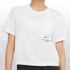 Sportswear Swoosh SS Crop Top Women