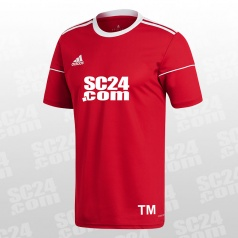 14x Squadra 17 SS Jersey mit SC24.com Logo & Initialen