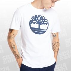 SS K-R Brand Tree Tee
