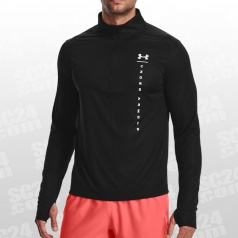 Speed Stride Shock Half-Zip LS