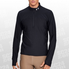 Qualifier HeatGear Half Zip LS
