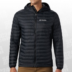 Powder Pass Hooded Jacket