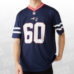 New England Patriots Oversized Jersey Tee