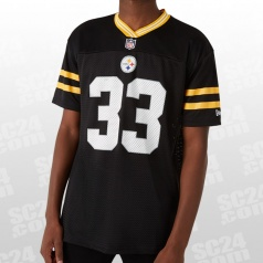 Pittsburgh Steelers Oversized Jersey Tee
