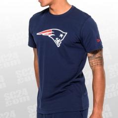 New England Patriots Shirt mit Teamlogo