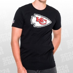 Kansas City Chiefs Shirt mit Teamlogo