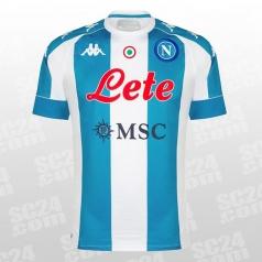 Kombat Pro 2021 Napoli Diego Maradona Tribute Trikot