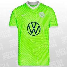 VfL Wolfsburg Stadium Home Jersey 2021/2022