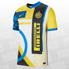 Inter Mailand Stadium 4th Jersey 2021/2022