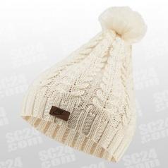 Knit Pom Beanie Women