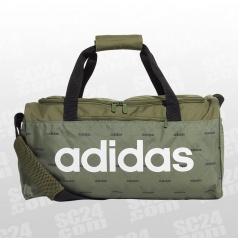 Linear Duffel Bag Small Graphic
