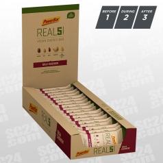 REAL5 + Magnesium Vegan Energy Bar Goji Cashew