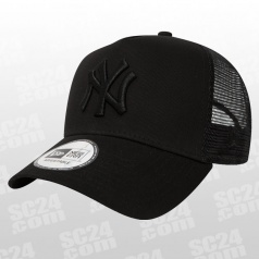 9FORTY New York Yankees Clean A Frame Trucker Cap