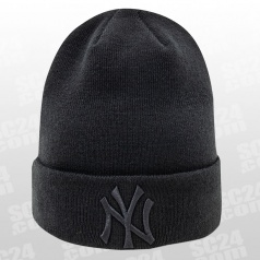 MLB New York Yankees Essential Cuff Beanie
