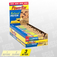 Natural Protein Banana Chocolate 24x40g