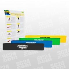 Minibands 4er-Set