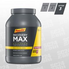 Recovery Max Raspberry