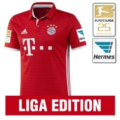 FC Bayern Home Jersey 2016/2017