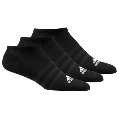 3S Performance No-Show HC Socks 3Pack