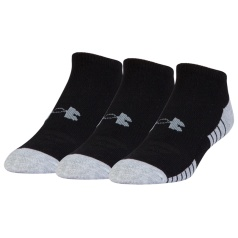 HeatGear Tech No Show Socks 3er-Pack