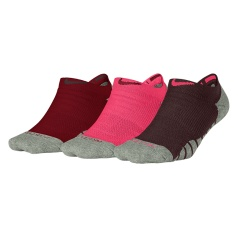 Everyday Max Cushioned No-Show Socks 3PPK Women