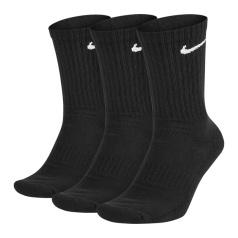 Everyday Cotton Cushioned Crew Socks 3PPK