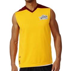 NBA Team Summer Run Reversible Shirt