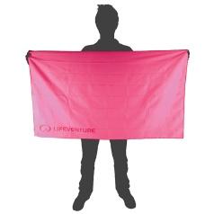 Soft Fibre Trek Towel Pink XLarge