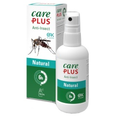 Anti-Insect Natural Spray, 60ml