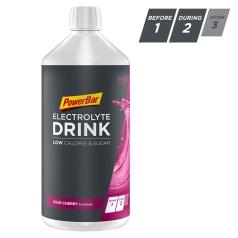 Electrolyte Drink LOW Sour Cherry 1L