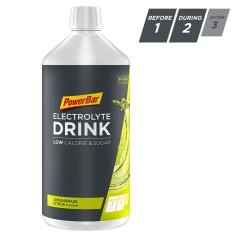 Electrolyte Drink LOW Lemongrass-Citrus 1L