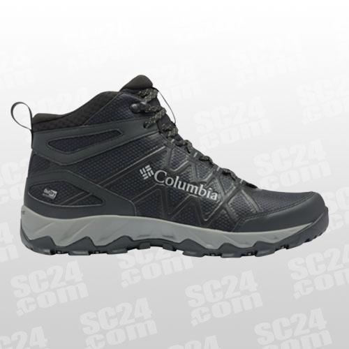 Columbia Peakfreak X2 Mid OutDry schwarz/grau Größe 45