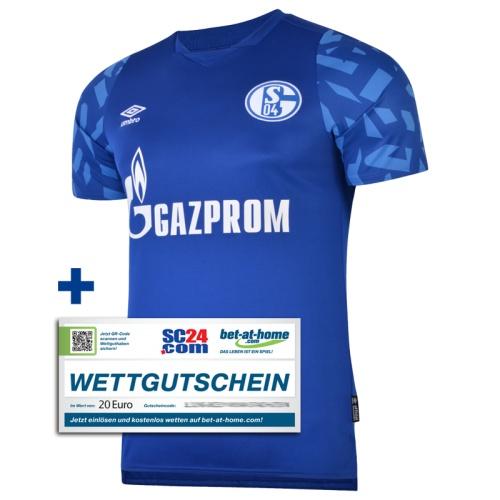 FC Schalke 04 Home Jersey 2019/2020