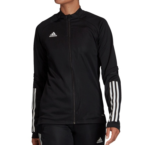 adidas Condivo 20 Trainingsjacke Damen Schwarz Sport 1a