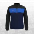 Nike Federation II Woven Jacket schwarz/blau Größe XL