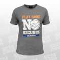 BBC Bayreuth No Excuses Tee