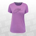 Challenger Swoosh Run Tee Women