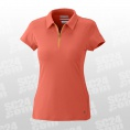 Freeze Degree Short Sleeve Polo Women