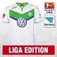 VfL Wolfsburg Home Jersey 2015/2016